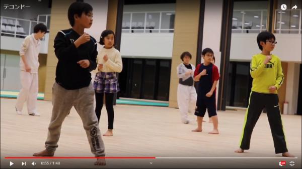 【動画】ワンソウルテコンドーこんな風に練習してます!