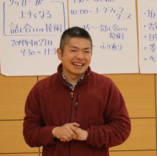 山口 覚(コミュニケーショントレーナー)紹介