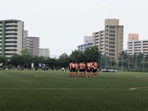 Jユースカップ予選