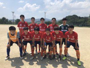 U-18県リーグ後期日程