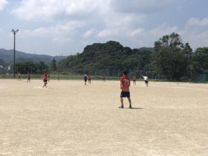 U-18県リーグteamEのみ雨天決行