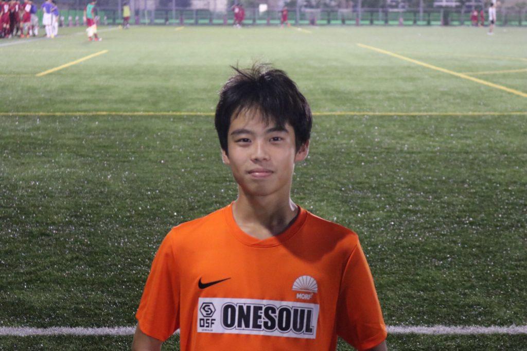 迫田 舜 <br/> <br/> 4種 篠栗FC <br/> 3種 ONE SOUL