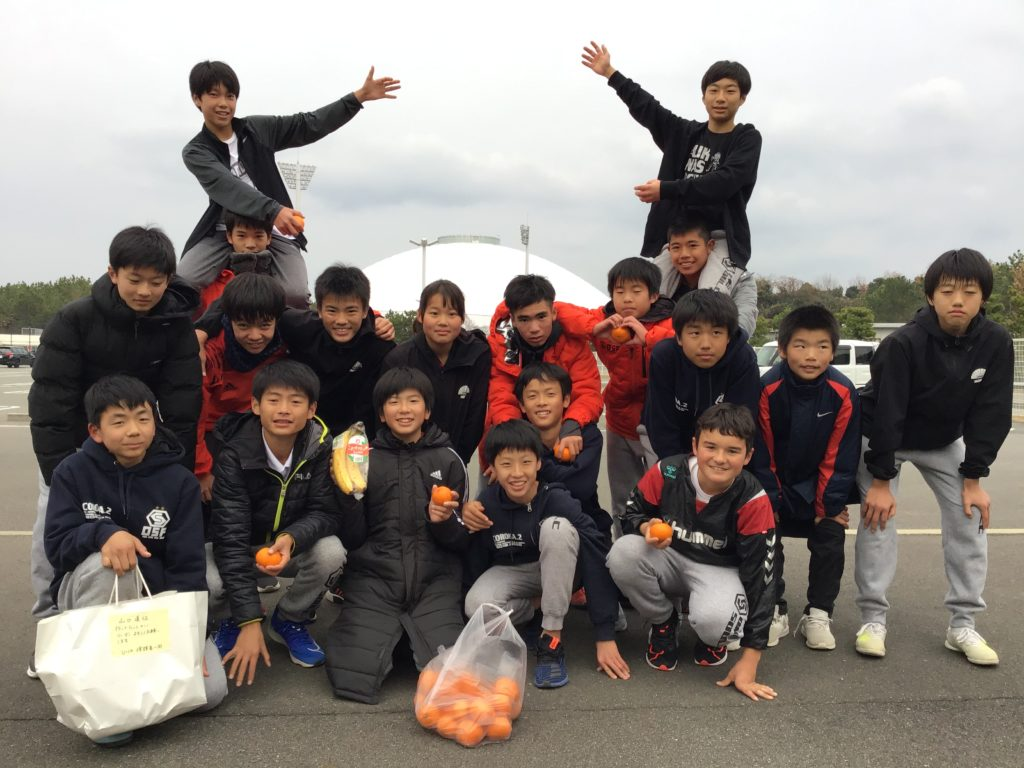 U14山口遠征☆