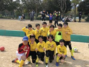 U-11リーグ最終節☆勝利☆