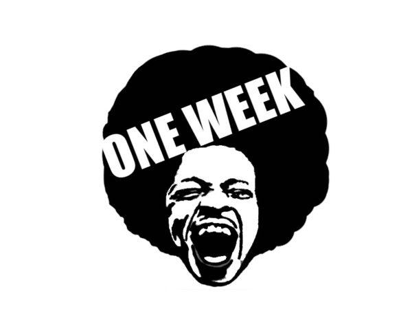 ONE WEEK 8