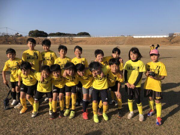 U-11前期リーグ編成メンバー