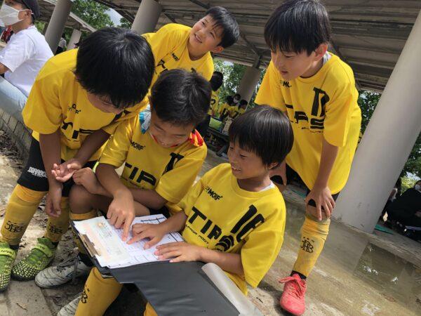 goleador CUP 2日目
